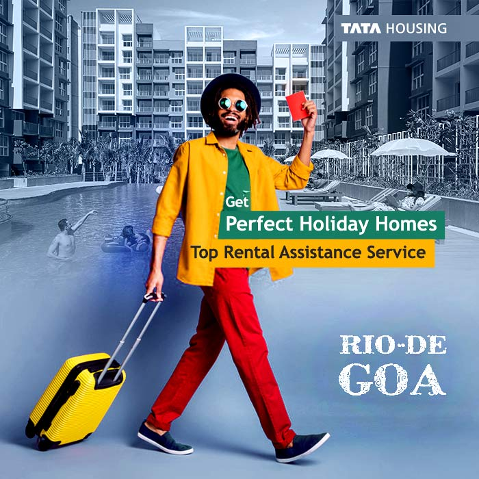 How you can get perfect Holiday Homes with the Top Rental Assistance service in Tata Rio De Goa?